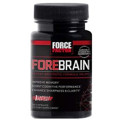Force Factor Forebrain Review – Don't BUY Until You Read This!