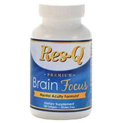 Res Q Brain Focus Review