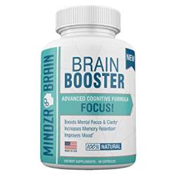 Mindzr Brain Booster Review – Don't BUY Until You Read This!